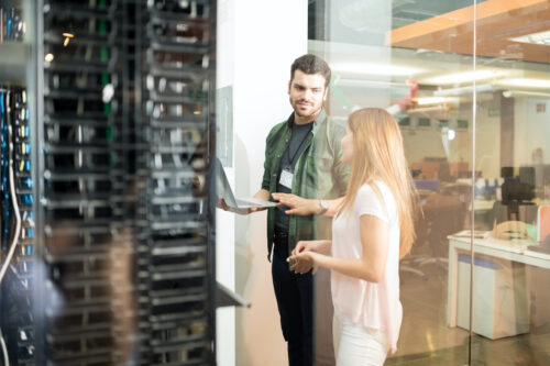 managed service provider provides IT services